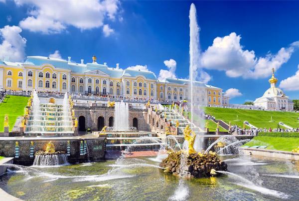 RUSSIE – au fil des fleuves de Russie